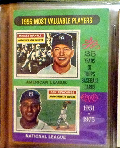 40-Different-Vintage-New-York-Yankees-Old-Topps-Baseball-Cards-All-From-the-1960s-and-1970s-Includes-1975-Mickey-Mantle-Al-Downing-Ron-Guidry-Graig-Nettles-Lou-Piniella-and-More-Shipped-in-Protective-