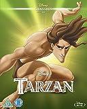 Tarzan (1999) (Limited Edition Artwork Sleeve) [Blu-Ray]