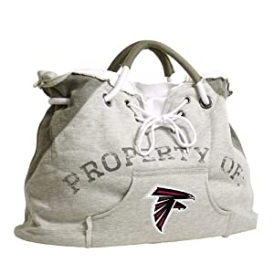 Atlanta Falcons Hoodie Tote Bag by Little Earth