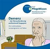 Demenz - der Herausforderung professionell begegnen, CD-ROM Ein multimediales Lernprogramm in 2 Teilen. Hrsg.: Innovationsverbund PflegeWissen. Für Windows 98, ME, 2000, NT 4, XP