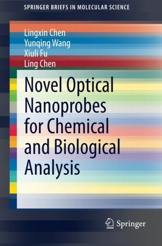 Novel Optical Nanoprobes For Chemical And Biological Analysis (Springerbriefs In Molecular Science)