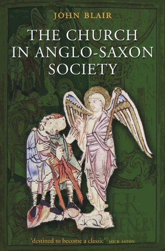 a history of the anglo saxon society
