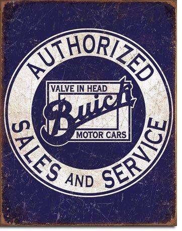buick-valve-in-head-targa-placca-metallo-piatto-nuovo-31x40cm-vs1929