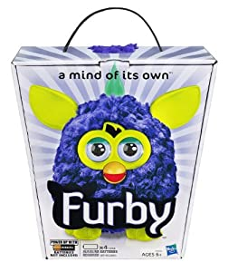 Furby, Blue/Yellow