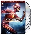 The Flash: Season 1 dvd