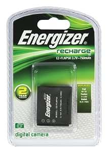 Energizer EZ-FLNP50 Chargeur Noir