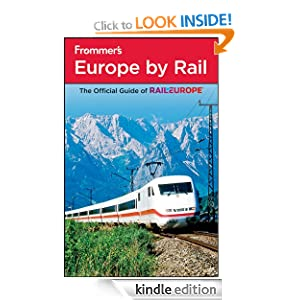 Frommer's Europe Rail (Frommer's Complete Guides)