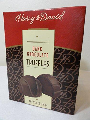 Harry & David Dark Chocolate Truffles