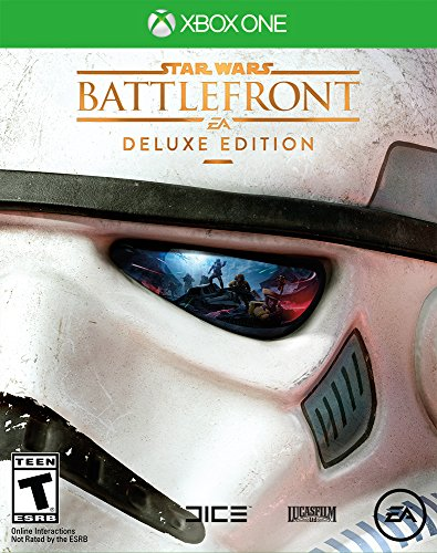 STAR WARS Battlefront (Deluxe Photo