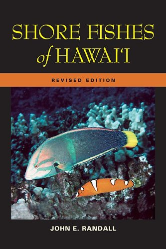 Shore Fishes of Hawai'i (Latitude 20 Books)