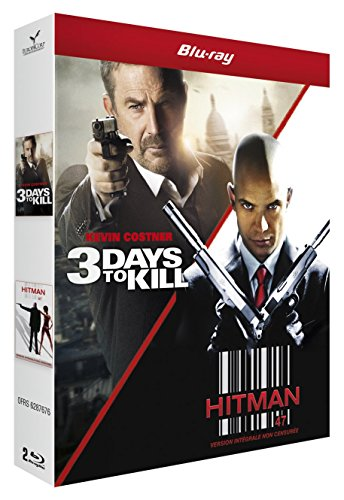 3 Days To Kill + Hitman [Blu-Ray]