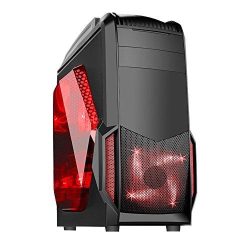 Fierce VULTURIS - 4,4GHz AMD Athlon II X4 880K Quad Coeur overclocké Processeur, NVIDIA GTX 1060 3Go Carte graphique, 16Go RAM 120Go SSD 1To Disque Dur Jeux PC Bureau Ordinateur - HDMI/USB3 - 224900