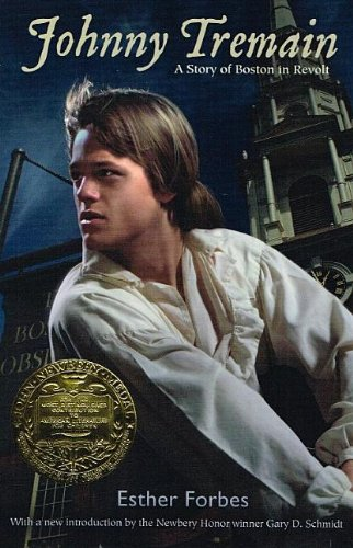 Johnny Tremain Discussion Questions