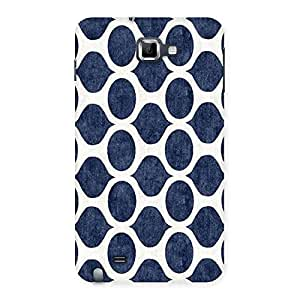 AJAY ENTERPRISES Extant Vintage Cage Print Back Case Cover for Galaxy Note