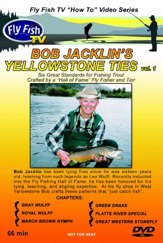 Bob Jacklins Yellowstone Ties 1
