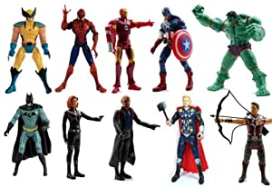 Pack de démarrage Disney Infinity 2.0 Marvel Super Heroes + Pack aventure + 1