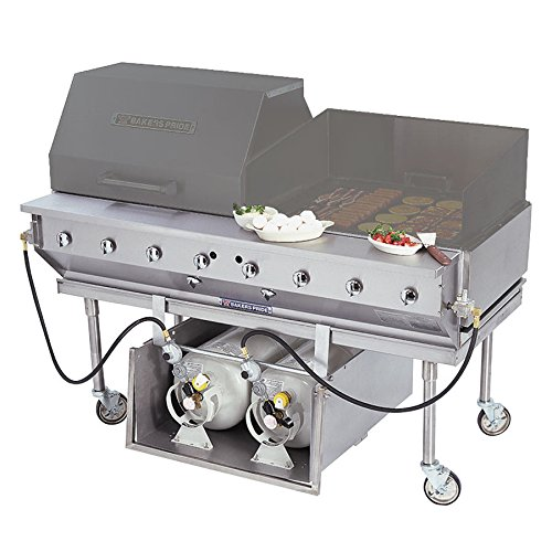 Bakers Pride CBBQ-30S-CP 30