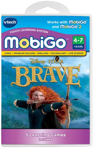 VTech MobiGo 2 Software - Brave-(FFP) - 1
