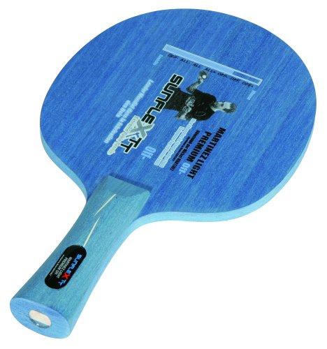 sunflex sport Tischtennis Wettkampfholz Martinez Light Premium Off-, anatomischer Griff
