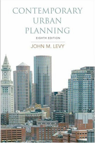 Contemporary Urban Planning (8th Edition)