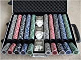 Squirrel Poker Professional 1000 Piece Tournament Laser Poker set ChipSet Squirrel Poker Poker Club Design 2015 edition 15G Chips