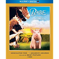 Babe (Blu-ray + Digital with UltraViolet)