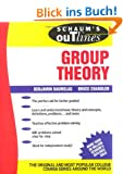 Schaum's Outline of Group Theory (Schaum's Outlines)