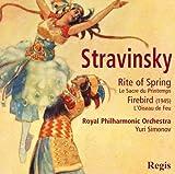 Stravinsky: Rite of Spring; Firebird