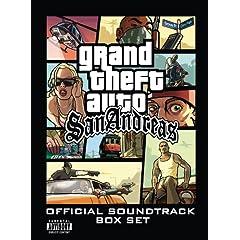 Grand Theft Auto 8 CD Set (Explicit Version)