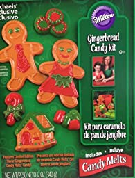 Wilton Gingerbread Candy Kit