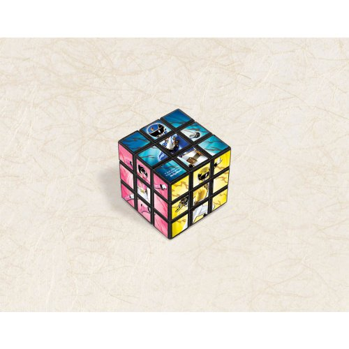 Power Rangers Megaforce Puzzle Cube