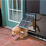 Namsan Screen Door Pet Door Pet Screen Door - Large 12