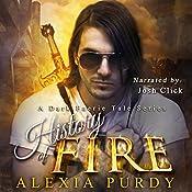 History of Fire: A Dark Faerie Tale, Book 5 | [Alexia Purdy]