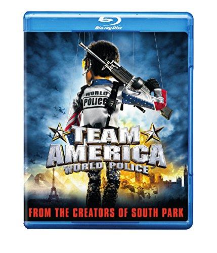 Team America: World Police [Blu-ray]