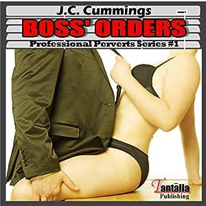 Boss' Orders Audiobook