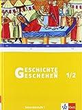 Geschichte und Geschehen - aktuelle Ausgabe / Ausgabe für Rheinland-Pfalz / Schülerbuch