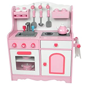 18 inch doll kitchen accessories perfect for american girl dolls furniture larger sized. Black Bedroom Furniture Sets. Home Design Ideas