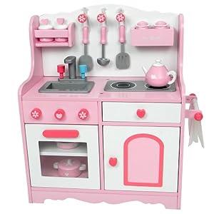Amazon.com: 18 Inch Doll Kitchen & Accessories, Perfect for