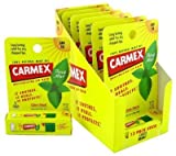 Carmex Click Stick Lip Moist Mint SPF #15 (Pack of 12)