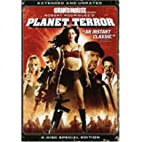 Planet Terror (Extended And Unrated)  [Import]by Rose McGowan