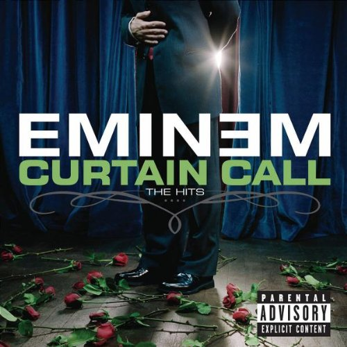 Eminem released Curtain Call in January 2005.Tracks include Intro, Fack and