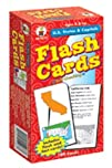 FLASH CARDS US STATES   CAPITALS by CARSON DELLOSA
