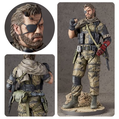 Metal Gear Solid V: The Phantom Pain Venom Snake 1:6 Scale Statue [並行輸入品]