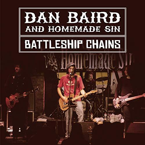 CD : DAN & HOMEMADE SIN BAIRD - Battleship Chains (3 Discos)