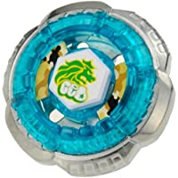 Takara Beyblades Japanese Metal Fusion Battle Top Booster #Bb30 Rock Leone 145Wb (Light Blue)