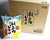 越後製菓 ふんわり名人 瀬戸内レモン85g×12袋