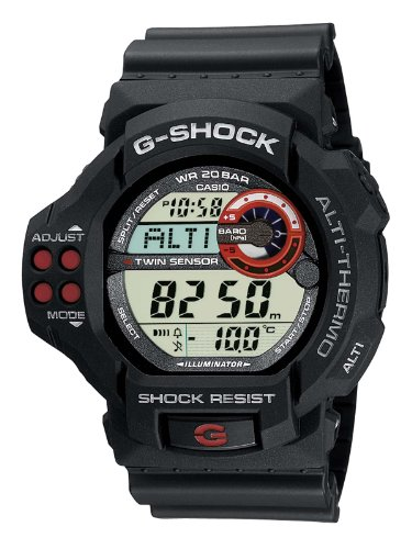 Casio Men's G-Shock Digital Watch Gdf-100-1Aer With Resin Strap