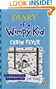 Diary of a Wimpy Kid: Cabin Fever by Jeff Kinney book cover
