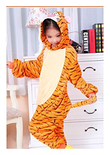 Anime Animal Children's Cartoon Tigger Animal Kids