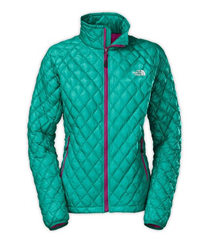 The North Face Thermoball Full Zip Jacket Damen FANFARE GREEN Gr.M Primaloft